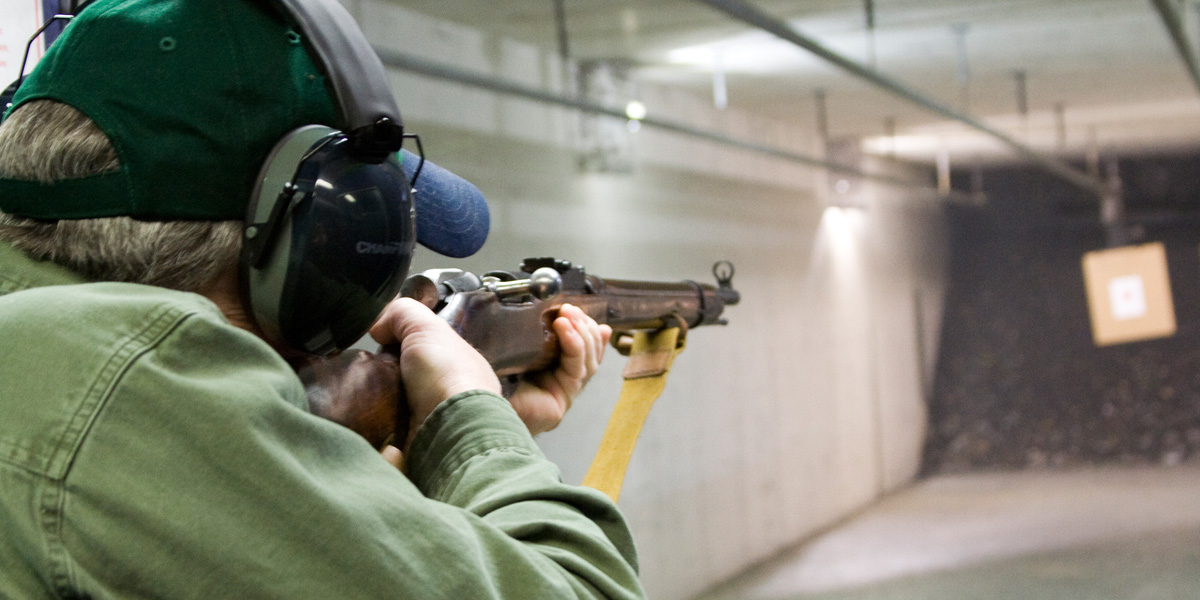 Indoor Pistol and Rifle Range in Massachusetts